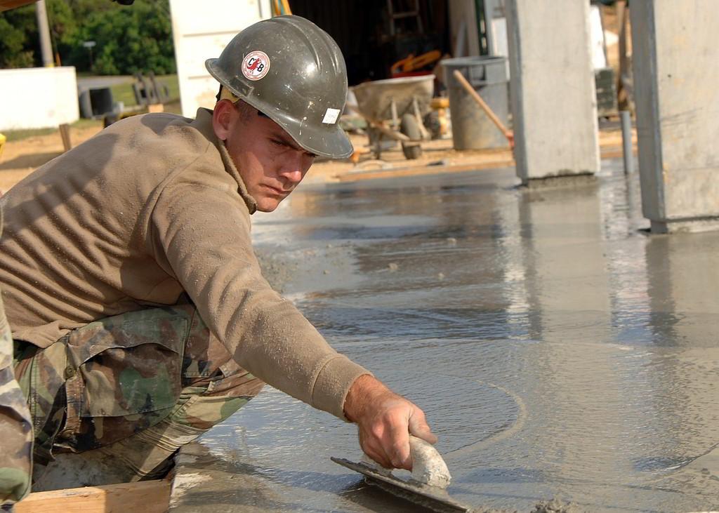 Mokry beton