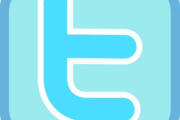 Twitter - stare logo