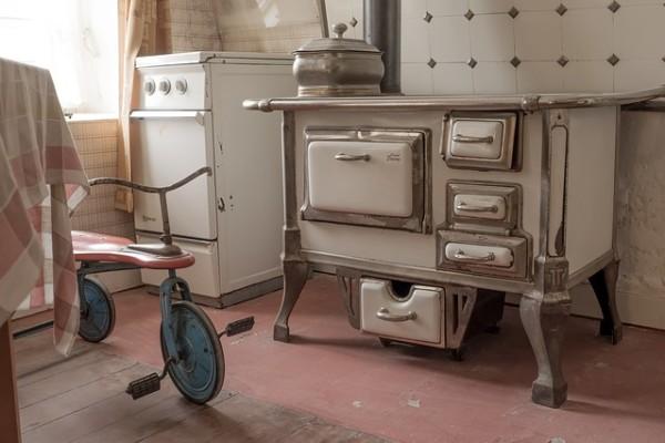 Kuchnie angielskie w polskich domach