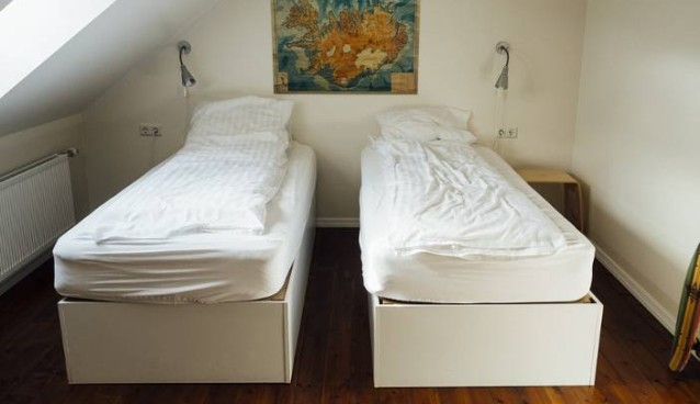 Pokoje w hostelu