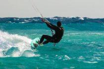 Ekstremalny kitesurfing