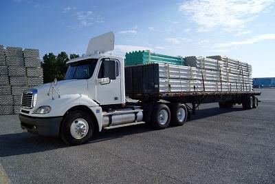 ciężarówka - praca kierowcy CE