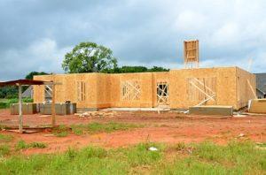 firma budowlana budująca domy