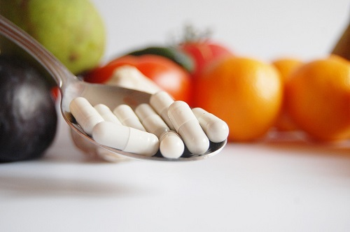 znakowanie suplementów diety
