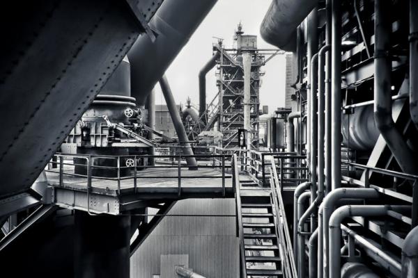 Przemysł - automaty BHP