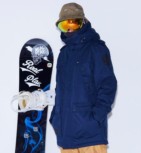Kurtka snowboardowa STL
