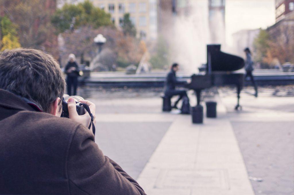 fortepian - koncert na żywo
