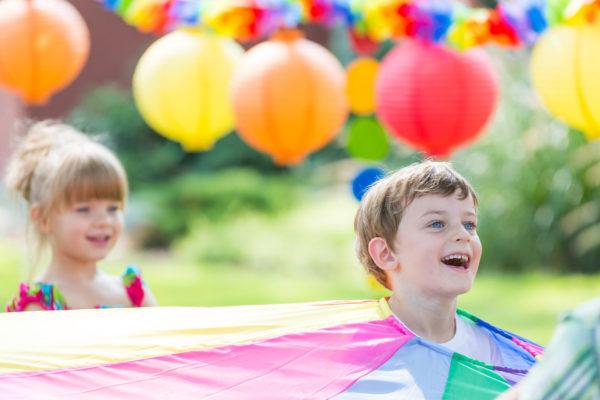 impreza dla dzieci