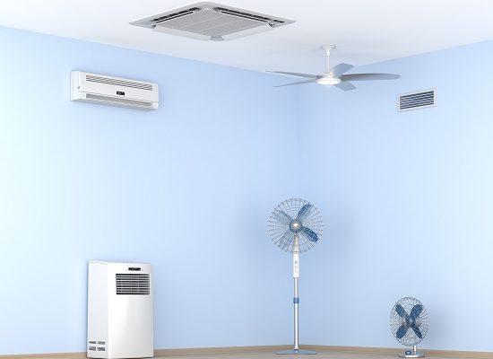 rodzaje klimatyzacji