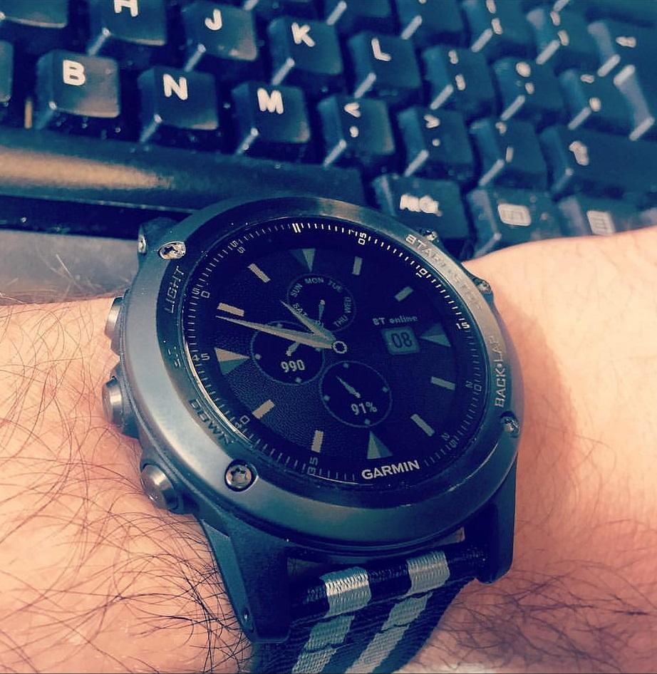 zegarek garmin