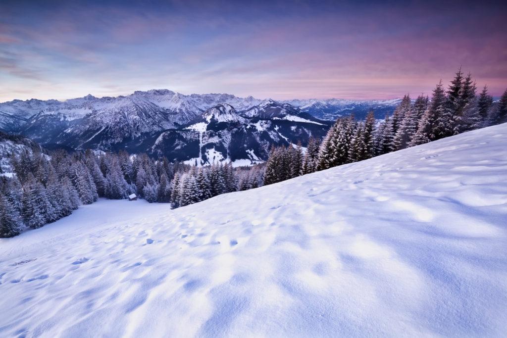 austria alpy