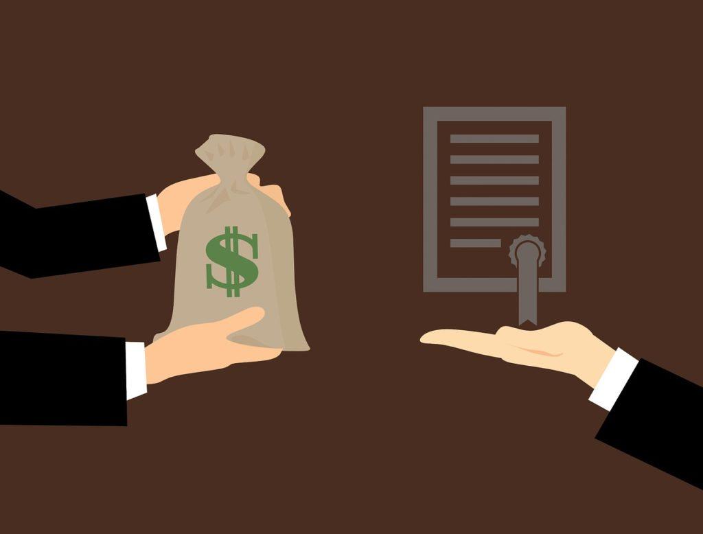 Transakcja oddania depozytu do notariusza