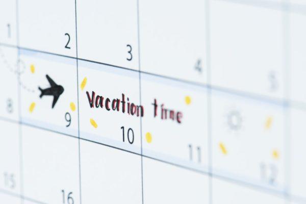 Czas na wakacje