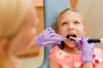 dentysta dziecko